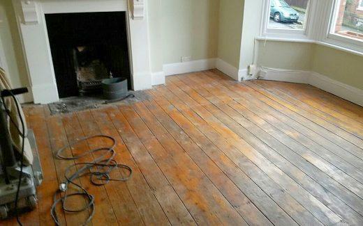 Gulvsliber og gulvafslibning af gulve